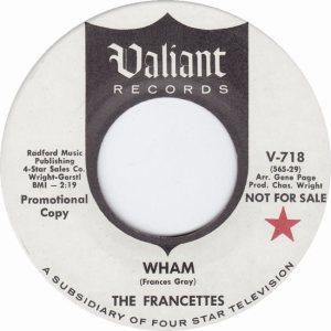 FRANCETTES - 65 A