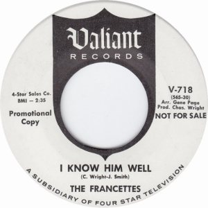 FRANCETTES - 65 B