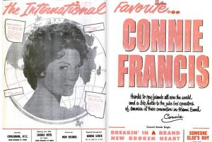 Francis, Connie - 05-61 - International