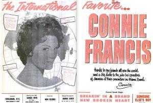 Francis, Connie - 05-61 - International