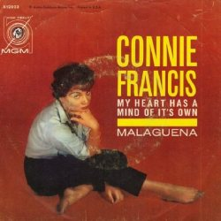 Francis, Connie - MGM 12923 - My Heart Has a Mind