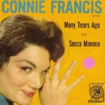 Francis, Connie - MGM 12964 - Many Tears Ago