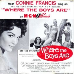 Francis, Connie - MGM 12971 - Where the Boys Are