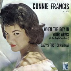 Francis, Connie - MGM 13051 - When the Boy