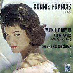 Francis, Connie - MGM 13051 - When the Boy
