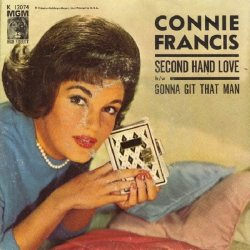 Francis, Connie - MGM 13074 - Second Hand Love