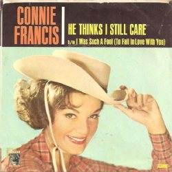 Francis, Connie - MGM 13096 - He Thinks I Still Care