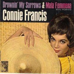 Francis, Connie - MGM 13160 - Drownin My Sorrows