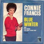 Francis, Connie - MGM 13214 - Blue Winter