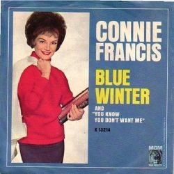 Francis, Connie - MGM 13214 - Blue Winter