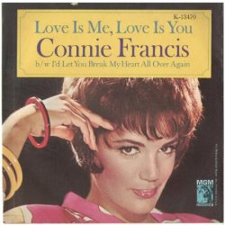 Francis, Connie - MGM 13470 PS - Love is Me
