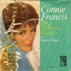 Francis, Connie - MGM 13505 - It's a Different World