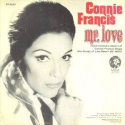 Francis, Connie - MGM 14091 - Mr Love