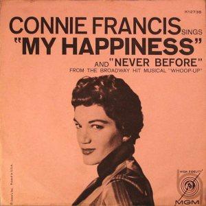 FRANCIS - CONNIE - MY 58 A