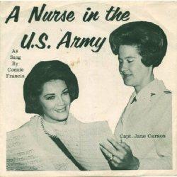 Francis, Connie - XX - Nurse in Army