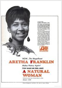 Franklin, Aretha - 09-67 - A Natural Woman
