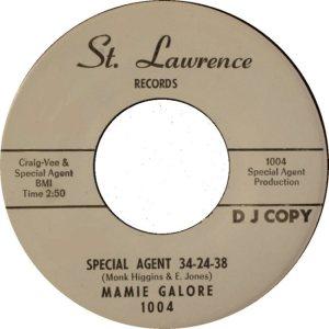 GALORE MAMIE 65 A