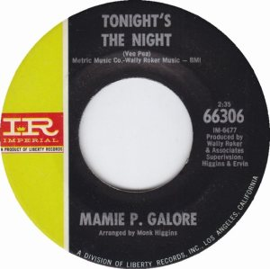 GALORE MAMIE 68 A