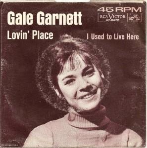 GARNETT GAIL 64 A