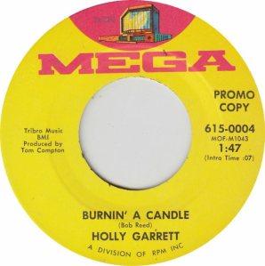 GARRETT HOLLYH 70 C