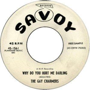 GAY CHARMERS - 59 B