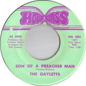 GAYLETTES - 69 HG A