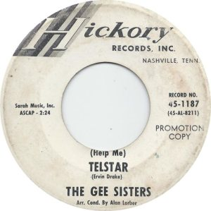 GEE SISTERS - HICK 62 A