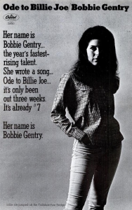 Gentry, Bobbie - 08-67 - Ode to Billie Joe