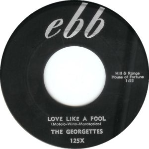 GEORGETTES - 57 A