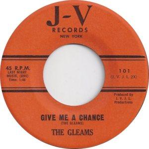 GLEAMS - 61 JV B