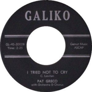 GRECO PAT 60S C