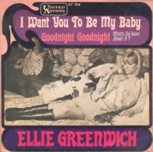 GREENWICH ELLIE - 67 GER