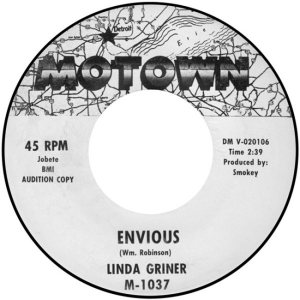 GRINER LINDA 63 B
