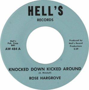 HARGROVE ROSE 66 A
