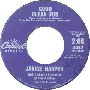 HARPER JANCIE 60 B