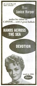 Harper, Janice - 06-58 - Hands Across the Sea