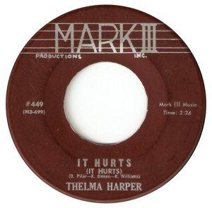 HARPHER THELMA 64 B