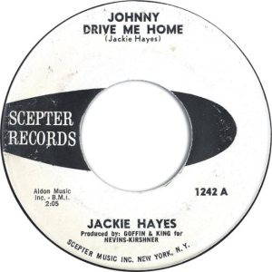 HAYES JACKIE 62 A