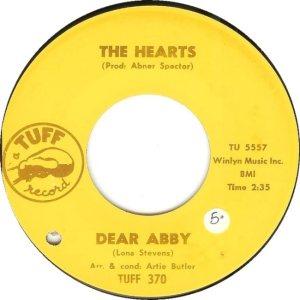 HEARTS - 63 A