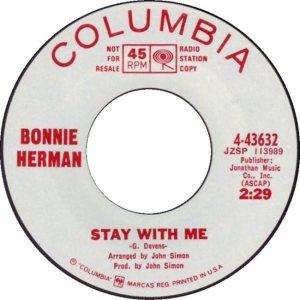HERMAN BONNIE - 66 b