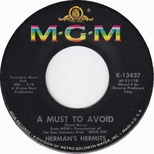 HERMANS HERMITS MUST