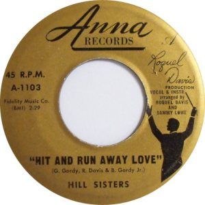 HILL SISTERS - 59 A