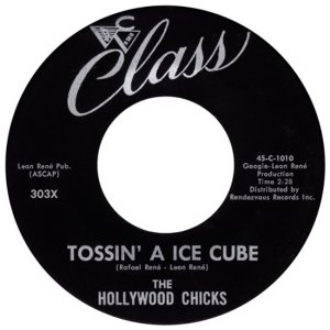 HOLLYWOOD CHICKS - 62 A