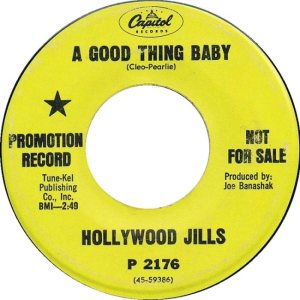 HOLLYWOOD JILLS - 68 CAP A