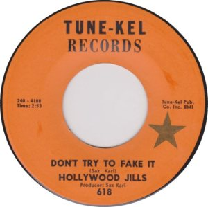 HOLLYWOOD JILLS - 68 TUNE A