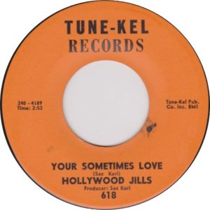 HOLLYWOOD JILLS - 68 TUNE B