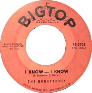 HONEYTONES - 58 B