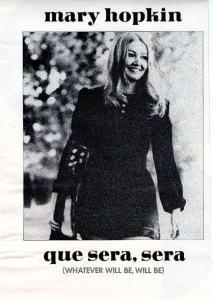 Hopkin, Mary - 1970 BB - Que Sera Sera