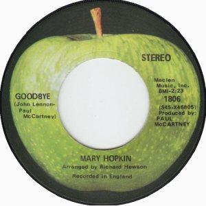 HOPKIN MARY 69 C