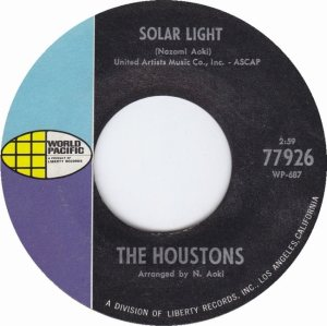 HOUSTONS - 69 A
